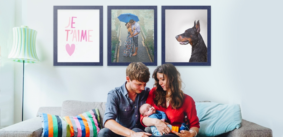 Gallery Wall Photo Frame Sets