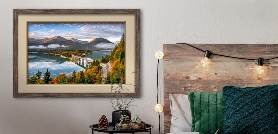 Fall Picture Frames