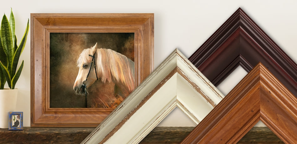 American Pines Picture Frames