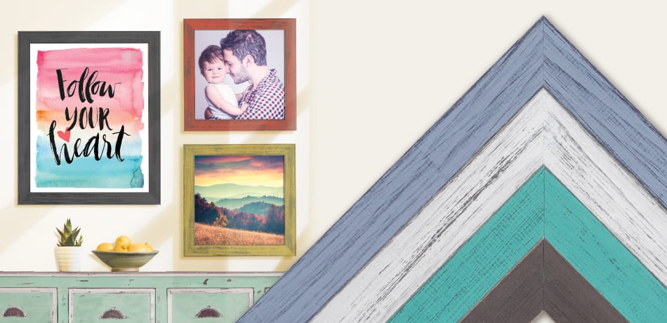 Back Porch Wall Photo Frames