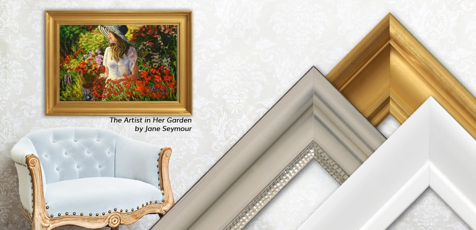 Jane Seymour Classics Picture Frames