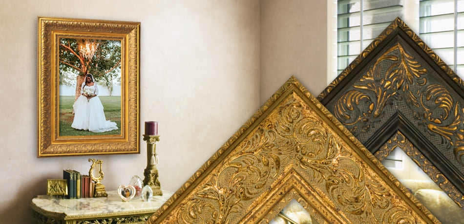 Palazzo Picture Frames
