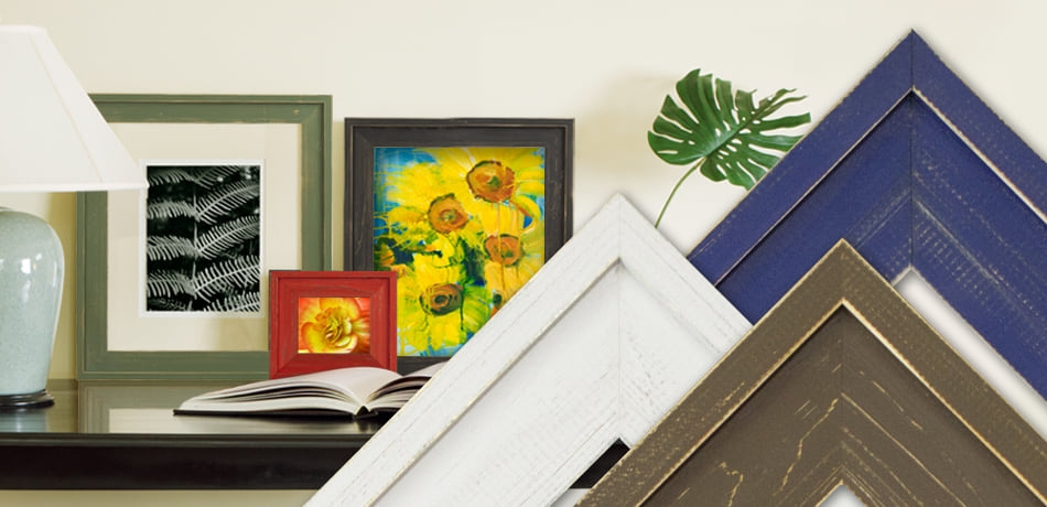 Plein Air Country Picture Frames