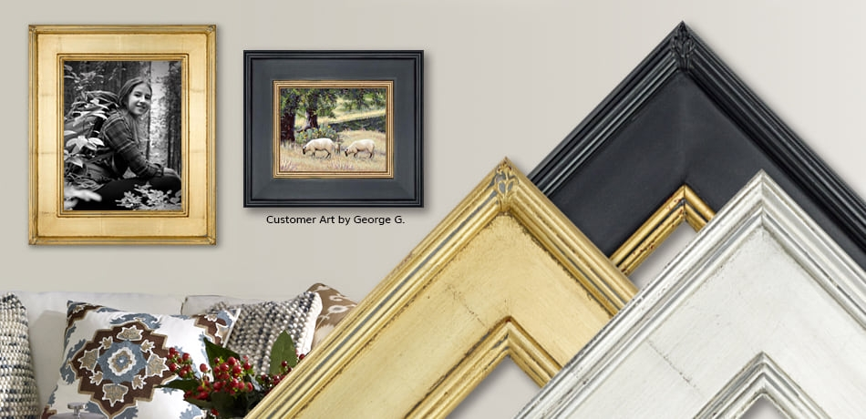 Plein Air Gallery Picture Frames