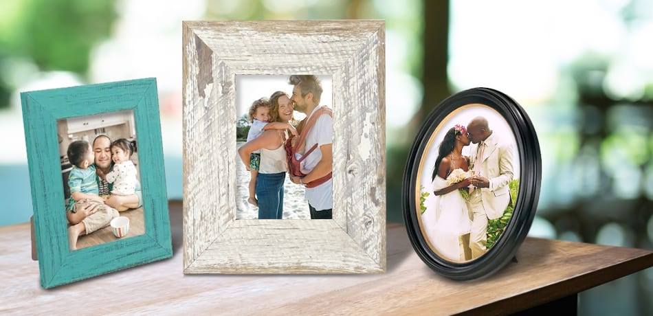 All Tabletop Photo Frames