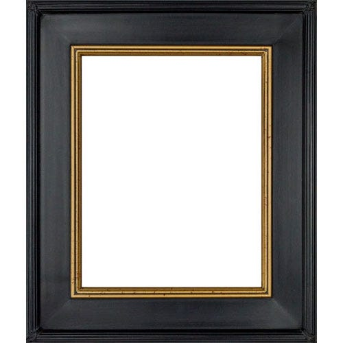 Black with Gold Plein Air Picture Frame