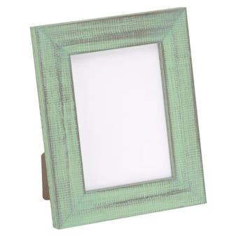 Mint Green Tabletop Picture Frame