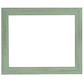 Rustic Mint Green Picture Frame With Distressed Finish 5BPW