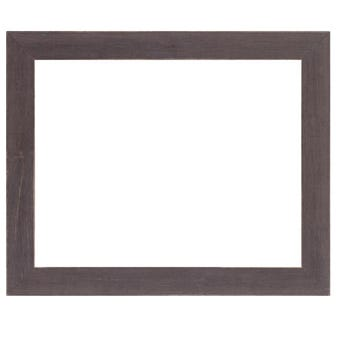 Rustic Whiskey Brown Picture Frame With Distressed Finish 8BPW