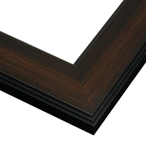 Classic Espresso Picture Frame With Warm Finish ARL14