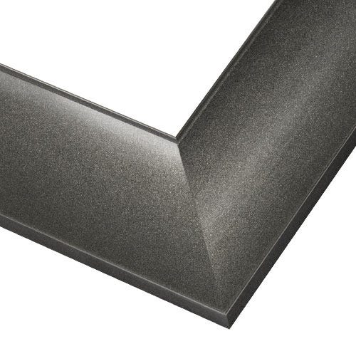 Shiny Graphite Picture Frame With Auto-Paint Finish DST4