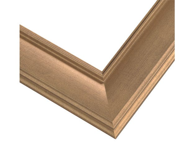 Classic Muted Gold Picture Frame