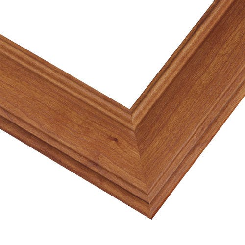 Light Cherry Picture Frame With Rustic Appearance and Warm FInish EWB4