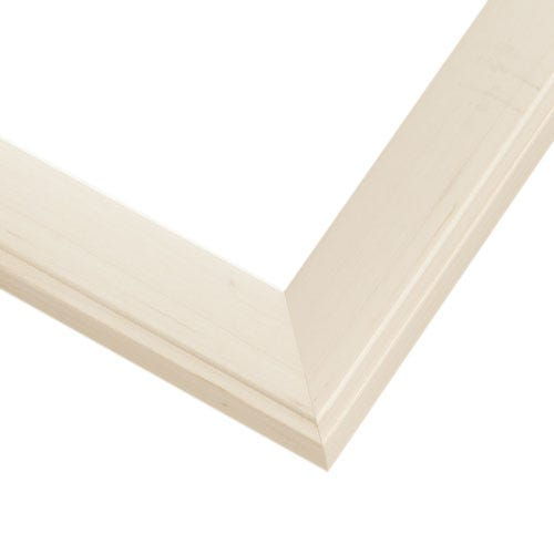 Modern Maple Picture Frame With Sloped Profile GM5