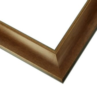 Modern Cherry Wood Picture Frame WX599
