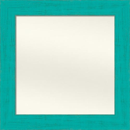 French Teal Framed Whiteboard