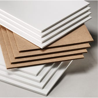 Corrugated Backing Board