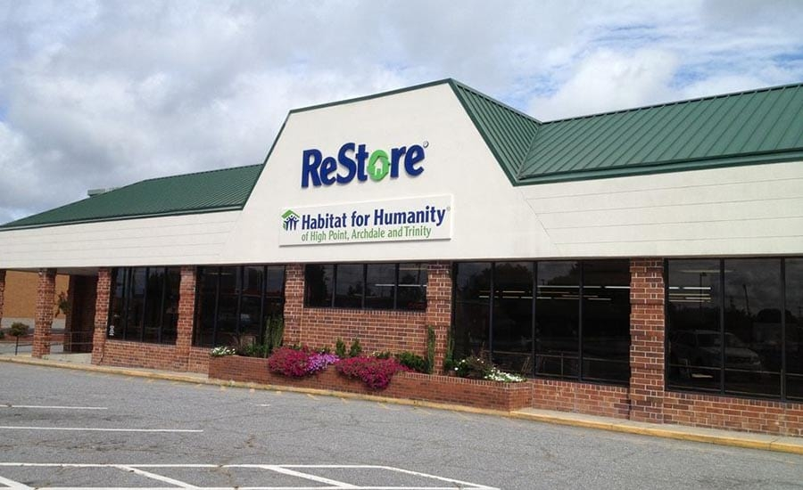Habitat for Humanity ReStore Location