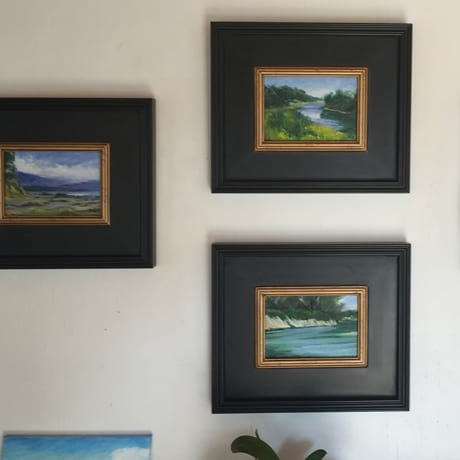 Ready Made Open Back Picture Frames In Popular Sizes